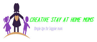 Creative Stay at Home Moms -