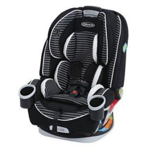 4-in-1 convertible car seat
