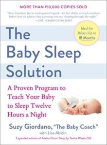 baby sleep solution books