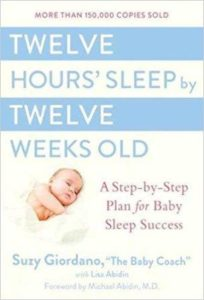 baby sleep training books