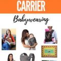 Different types of baby carriers (buyers advice 2019)